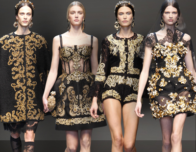 What To Love Baroque Fashion Trend The Blog Of Another Fashionista Francesca Knall